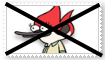 (Request) Anti Margaret Stamp by SoraJayhawk77