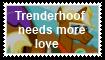 (Request) Trenderhoof Needs More Love Stamp by SoraRoyals77