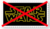 (Request) Anti Star Wars Stamp