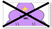 (Request) Anti Lumpy Space Princess Stamp by SoraRoyals77
