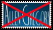 (Request) Anti Allen Gregory Stamp by SoraJayhawk77