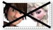 (Request) Anti ElsaXHiccup Stamp by KittyJewelpet78