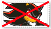 Anti Shadow the HedgeHog Stamp by KittyJewelpet78