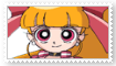 (Request) Momoko (Blossom) Stamp by KittyJewelpet78