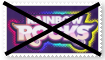 (Request) Anti Equestria Girls Rainbow Rocks Stamp by KittyJewelpet78