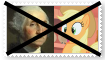 Anti AppleJackXGeorge Washington Stamp by SoraRoyals77