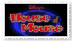 Disney House of Mouse Stamp