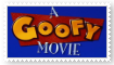 A Goofy Movie Stamp