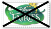 (Request) Anti Disney Faires Stamp by SoraRoyals77