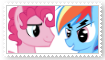 (Request) Rainbow BlitzXBubble Berry Stamp by SoraRoyals77