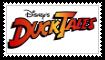 Disney DuckTales Stamp