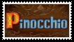 Disney Pinocchio (Movie) Stamp by SoraRoyals77