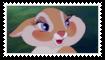 Miss Bunny Stamp by KittyJewelpet78