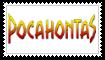 (Disney) Pocahontas Movie Stamp by SoraRoyals77