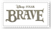 (Disney) Brave Stamp by SoraJayhawk77
