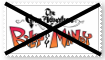 Anti The Grim Adventures Of Billy and Mandy Stamp by SoraJayhawk77