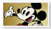 Mickey Mouse 2013 (Character) Stamp by SoraRoyals77