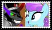 (Request) King SombraXAutumn Gem Stamp by SoraJayhawk77