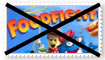 (Request) Anti FoodFight (2012) Stamp by SoraJayhawk77