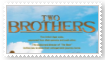 (Request) Two Brothers Stamp by SoraJayhawk77