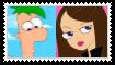 (Request) VanessaXFerb Stamp by SoraJayhawk77