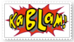 (Request) Kablam Stamp by KittyJewelpet78