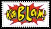 (Request) Kablam Stamp by KittyJewelpet78