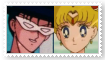 (Request) Sailor MoonXTuxedo Mask Stamp by SoraJayhawk77