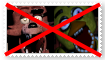 (Request) Anti FoxyXChica Stamp by KittyJewelpet78