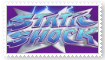 (Request) Static Shock Stamp by KittyJewelpet78