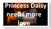 (Request) Princess Daisy needs more love Stamp by KittyJewelpet78