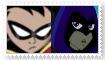 (Request) RobinXRaven Stamp by KittyJewelpet78