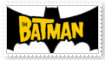 (Request) The Batman Stamp by KittyJewelpet78