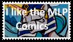 I like the MLP Comics by KittyJewelpet78