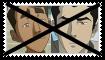 (Request) Anti MakoXPrince Wu Stamp by SoraJayhawk77
