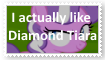 I like Diamond Tiara by SoraRoyals77