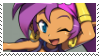 Shantae Stamp by SoraRoyals77