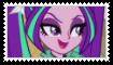 Aria Blaze Stamp by KittyJewelpet78