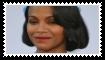 (Request) Zoe Saldana Stamp by SoraJayhawk77