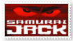 Samurai Jack (Tv Show) Stamp by KittyJewelpet78