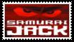 Samurai Jack (Tv Show) Stamp by KittyJewelpet78
