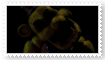 (Request) Golden Freddy Stamp by KittyJewelpet78
