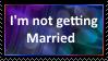 Not getting Married by KittyJewelpet78