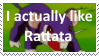 I like Rattata by SoraRoyals77
