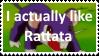 I like Rattata by SoraJayhawk77
