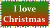 I love Christmas by KittyJewelpet78
