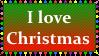 I love Christmas by KittyJewelpet78