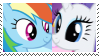 (Request) RariDash Stamp by KittyJewelpet78