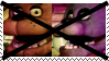 (Request) Anti Freddy FazbearXBonnie Bunny Stamp by KittyJewelpet78
