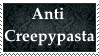 (Request) Anti CreepyPasta Stamp by KittyJewelpet78